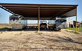 south tx rv park covered storage